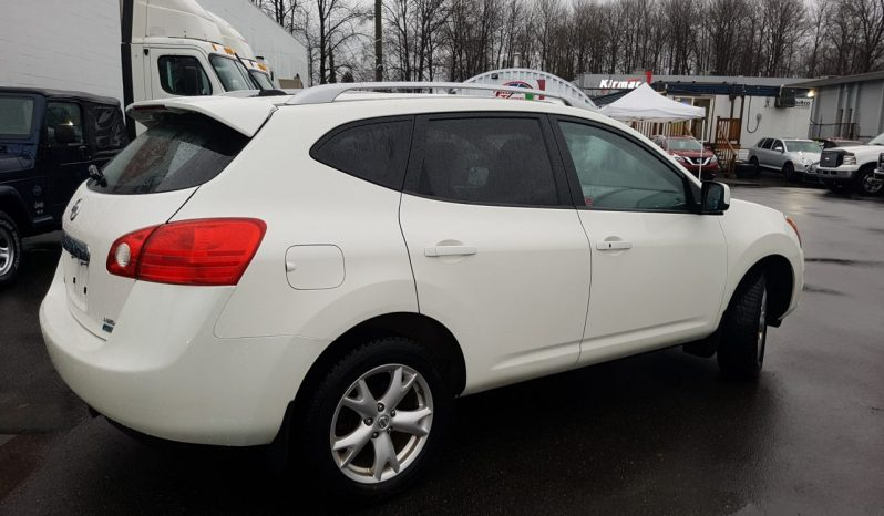 2008 Nissan Rogue AWD Leather seats full