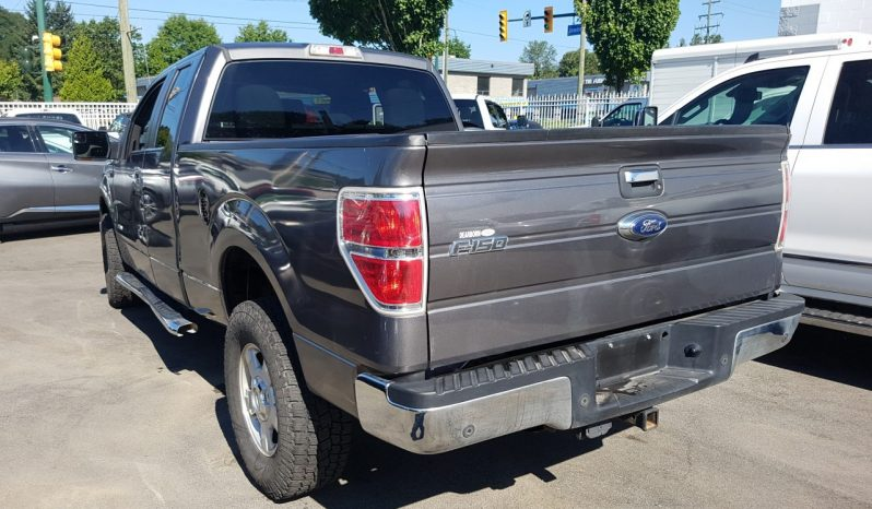 2013 F150 Extended cab full